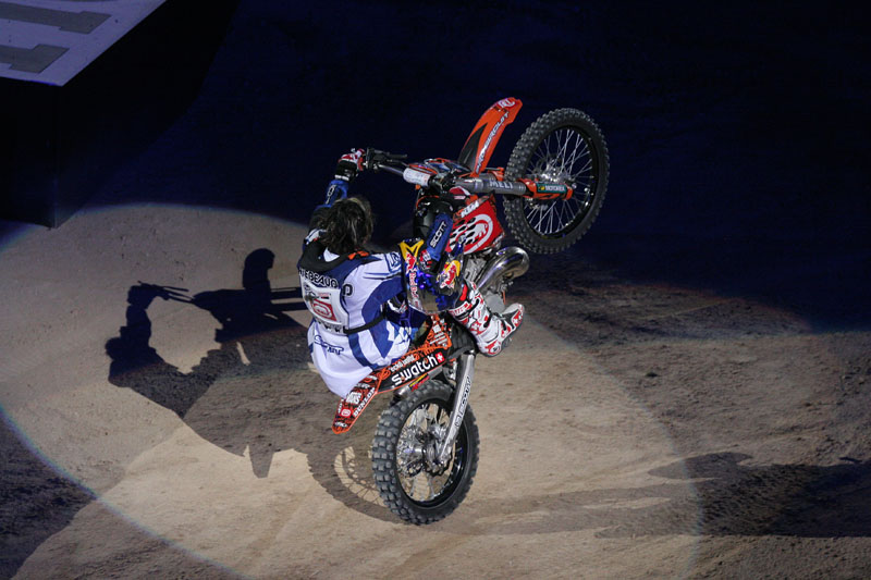 Red Bull X?Fighters 2007 - Rebaud