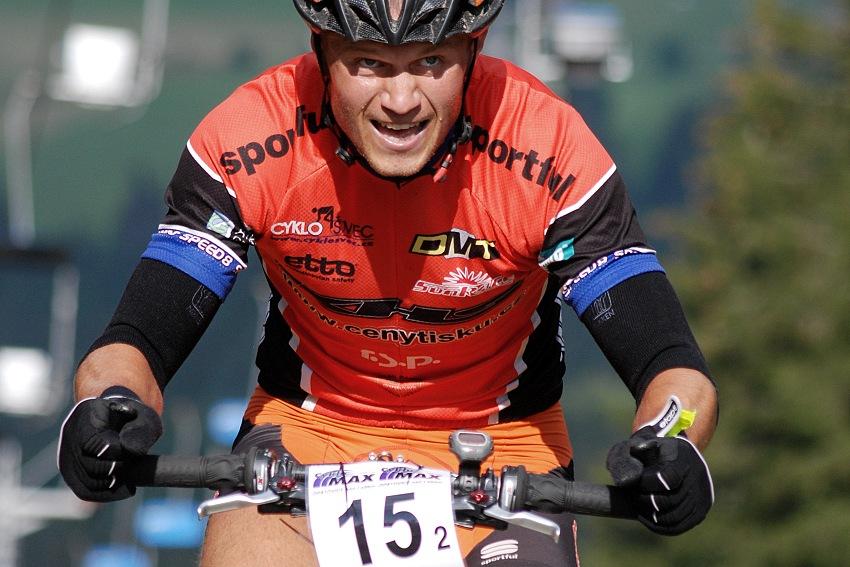 MČR XC 07 - Ivan Rybařík