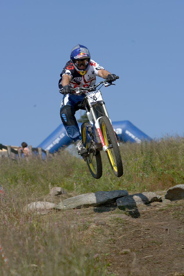 MČR DH 2007 - Klínovec