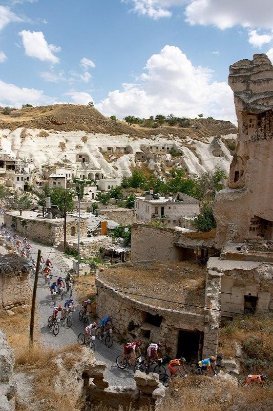 ME Cappadocia 2007 - závod mužů 15.7. - zaváděcí kolo