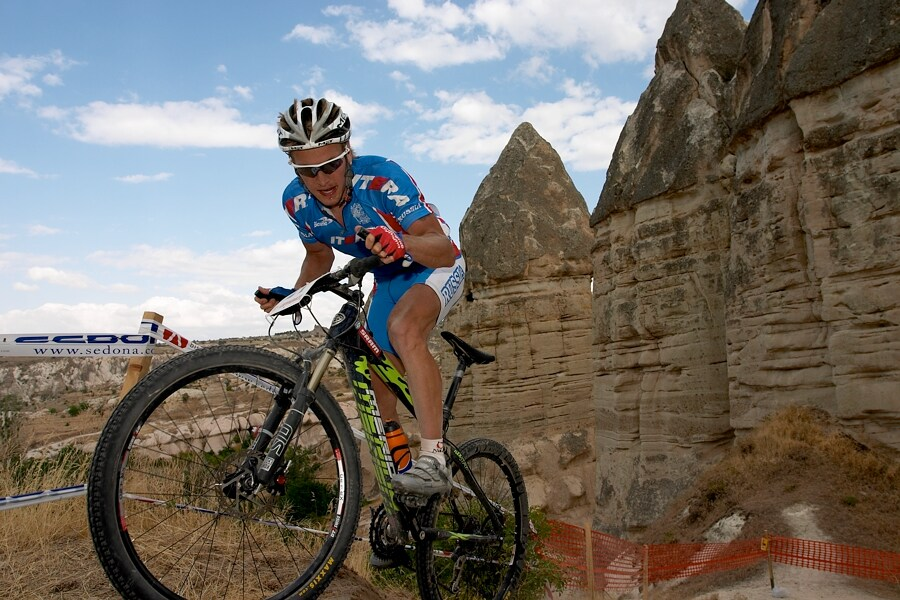 ME Cappadocia 2007 - závod mužů 15.7. - Jurij Trofimov