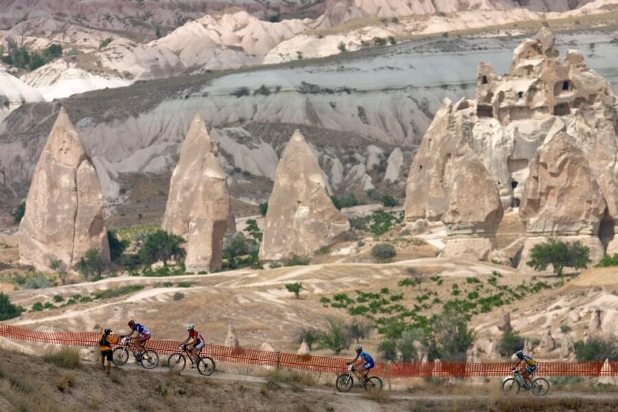 ME Cappadocia 2007 - z�vod mu�� U23 14.7.