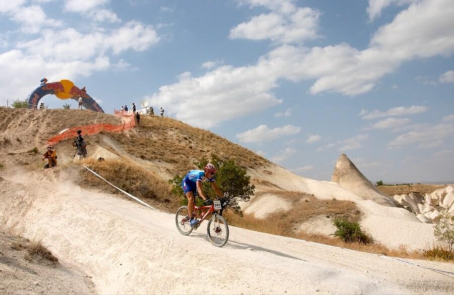 ME Cappadocia 2007 - závod mužů U23 14.7. - Jaroslav Kulhavý