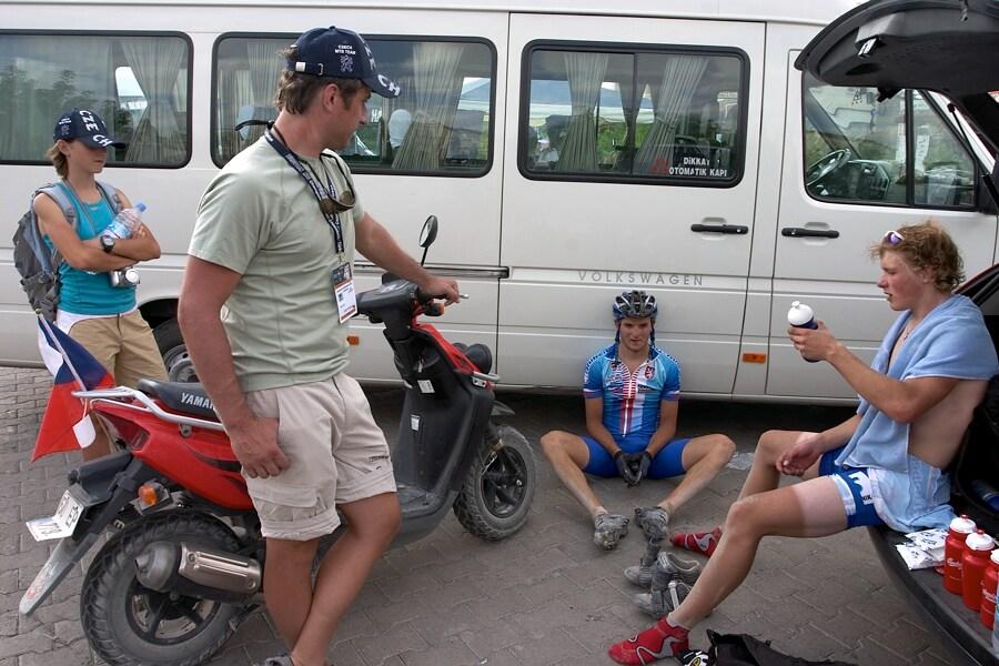 ME Cappadocia 2007 - závod mužů U23 14.7.