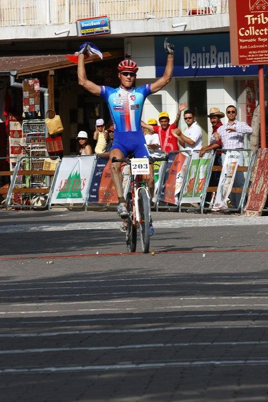 ME Cappadocia 2007 - z�vod mu�� U23 14.7. - Jaroslav Kulhav�