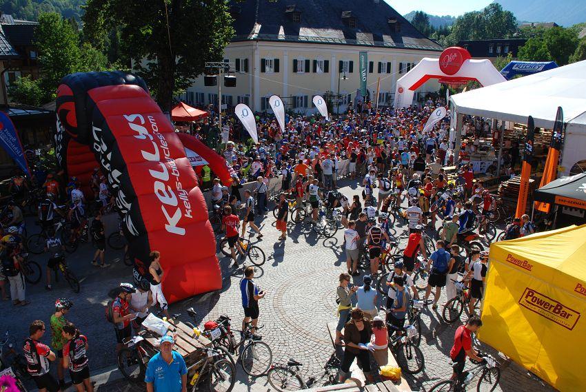 Salzkammergut Trophy 07 - centrum závodu