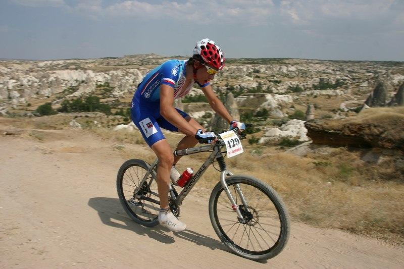 ME XC Cappadocia - Turecko 2007 - Filip Adel