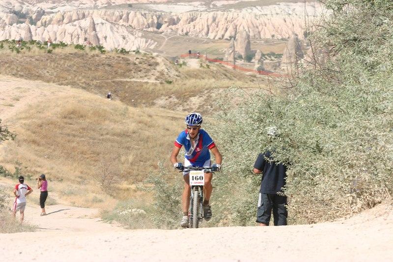 ME XC Cappadocia - Turecko 2007 - Peter Sagan