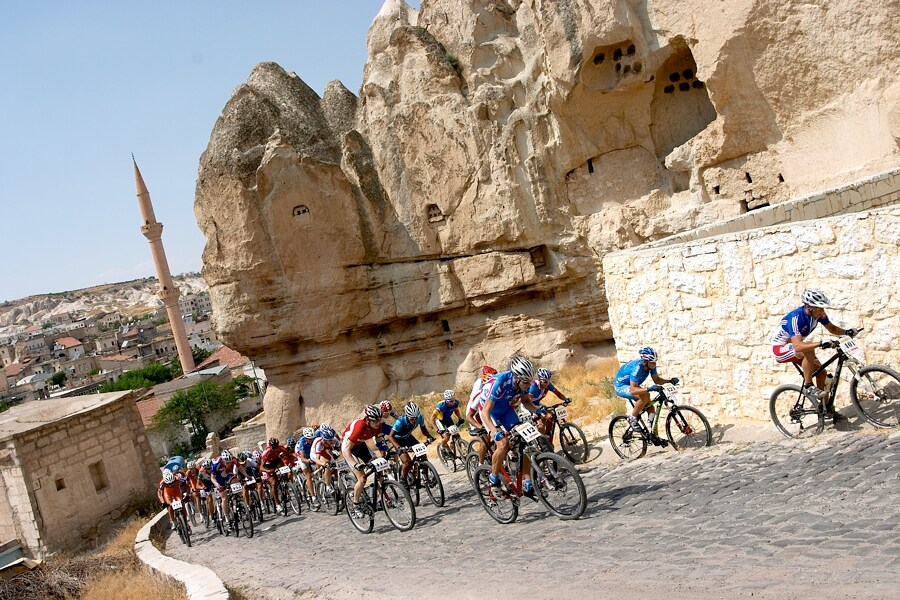 ME XC Cappadocia - Turecko 2007 - zav�d�c�� kolo junior�