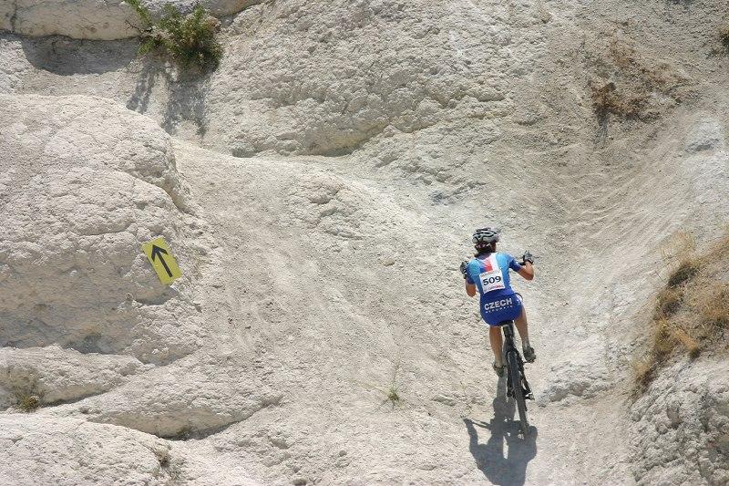 ME XC Cappadocia - Turecko 2007 - Jitka Škarnitzlová