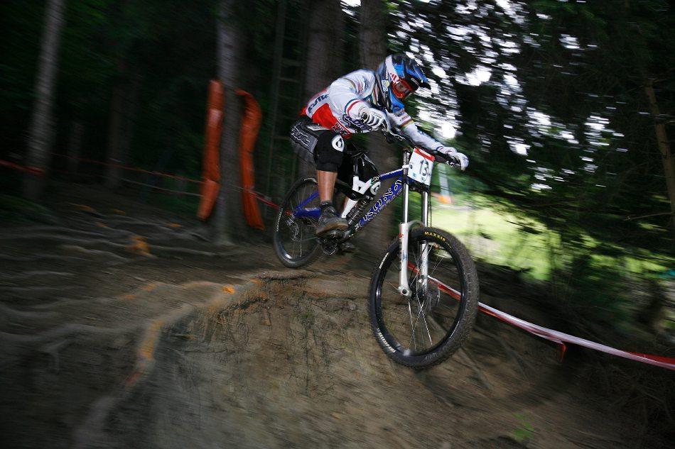 SP DH Schladming 2007 - Fabian