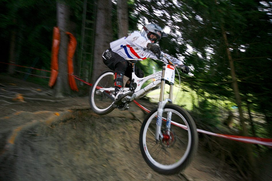 SP DH Schladming 2007 - Beaumont
