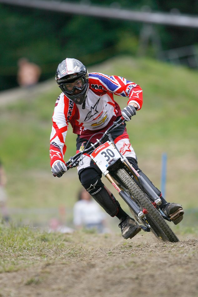 SP DH Schladming 2007 - Brendan