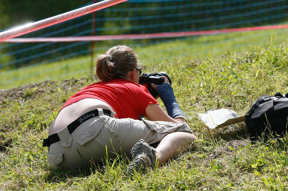 SP DH Schladming 2007 - foto kolegyně