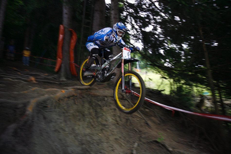 SP DH Schladming 2007 - Matti