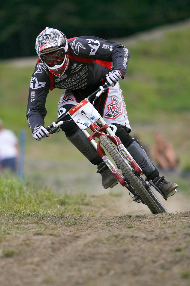 SP DH Schladming 2007 - Steve