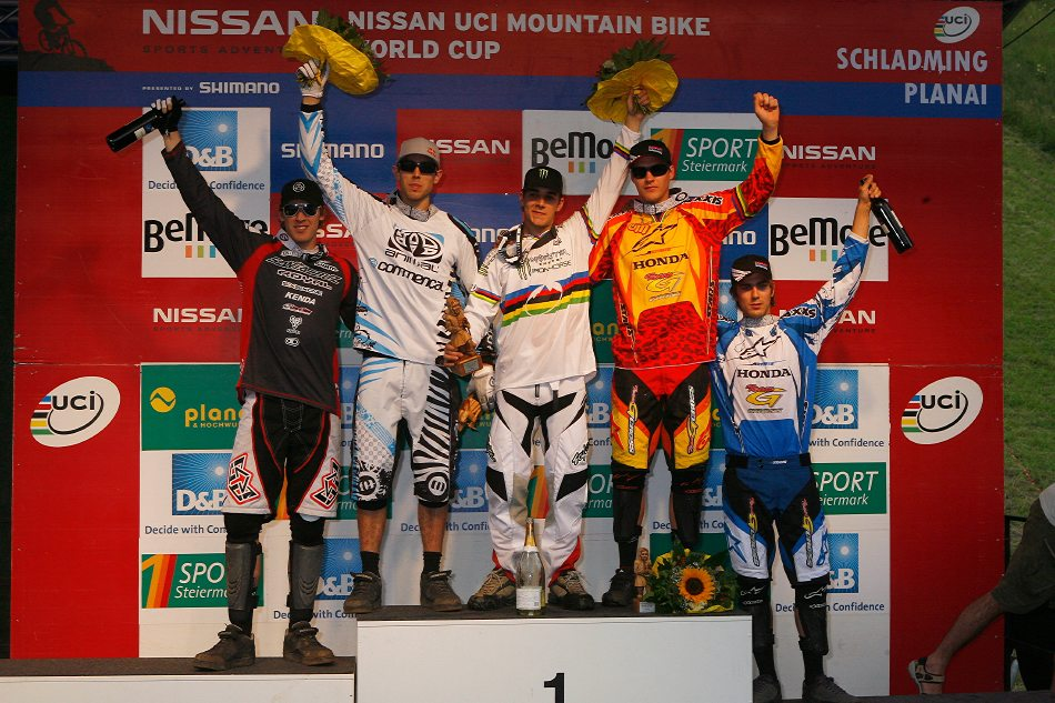 SP DH Schladming 2007