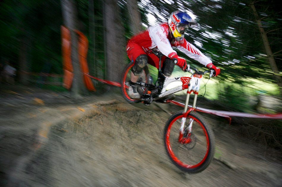 SP DH Schladming 2007 - Nathan