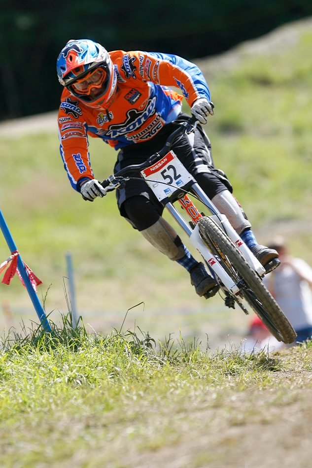 SP DH Schladming 2007 - Kamil