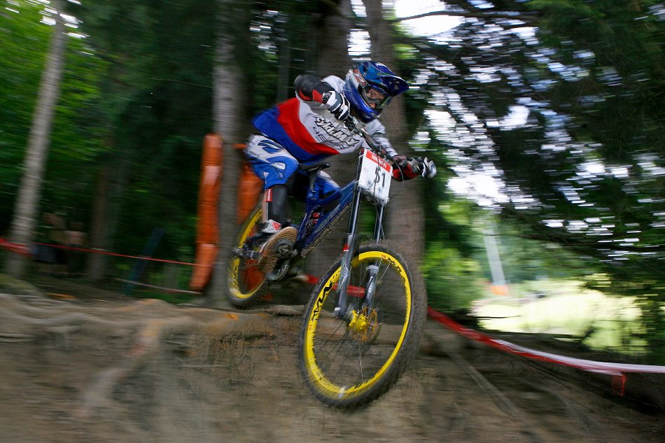 SP DH Schladming 2007 - Adam