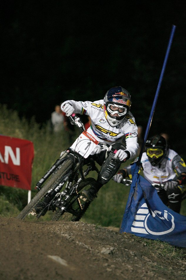 Nissan UCI 4X Cup #4 Schladming 2007 - Jill