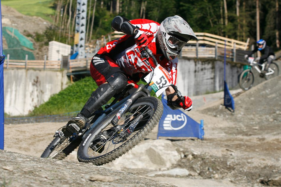 Nissan UCI 4X Cup #4 Schladming 2007 - Peter