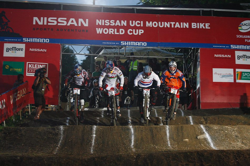Nissan UCI 4X Cup #4 Schladming 2007