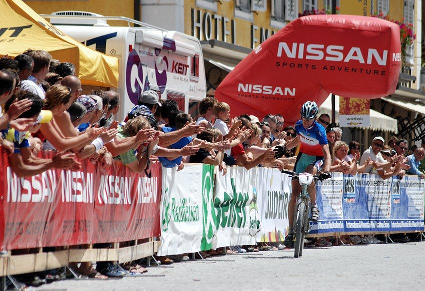 Dolomiti Superbike 07 - třetí Thomas Dietsch