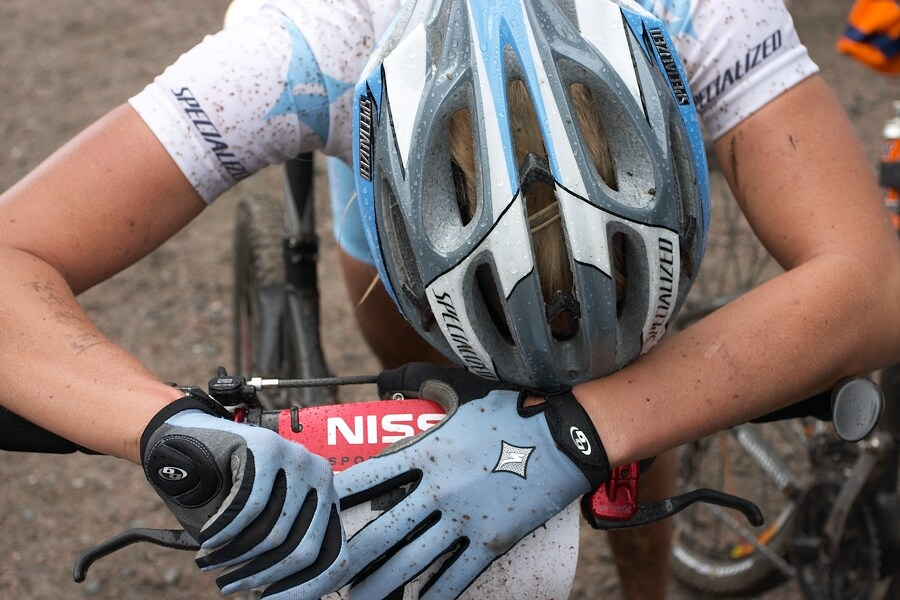 Nissan UCI MTB World Cup XC#5 - St. Félicien 1.7.'07 - Lene Byberg