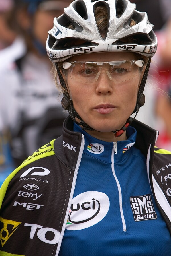 Nissan UCI MTB World Cup XC#5 - St. Félicien 1.7.'07 - Irina Kalentieva