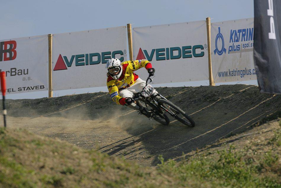 RuhrBau 4X Cup 2007 No.5 - Litom��ice