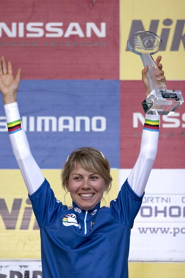 Nissan UCI MTB World Cup XC #5 - Maribor 15.9. 2007 - Irina Kalentieva
