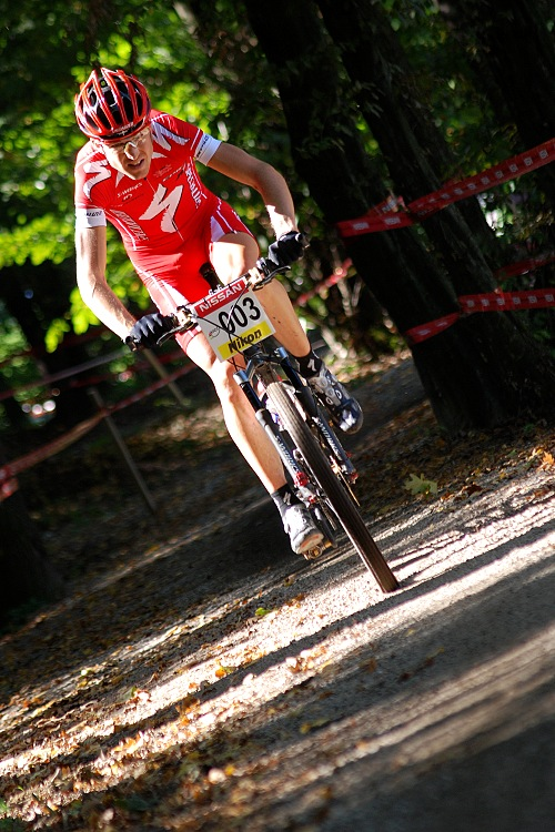 SP XC no. 6 - Maribor (SLO) - Christoph Sauser
