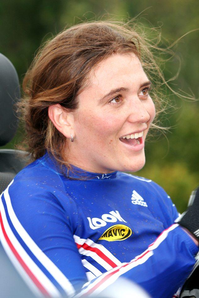 MS 2007 Downhill / Fort William Skotsko - Sabrina Jonnier