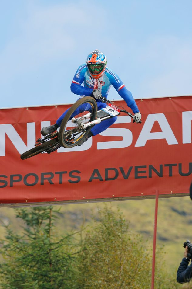 MS 2007 Downhill / Fort William Skotsko - Kamil Tatarkovič