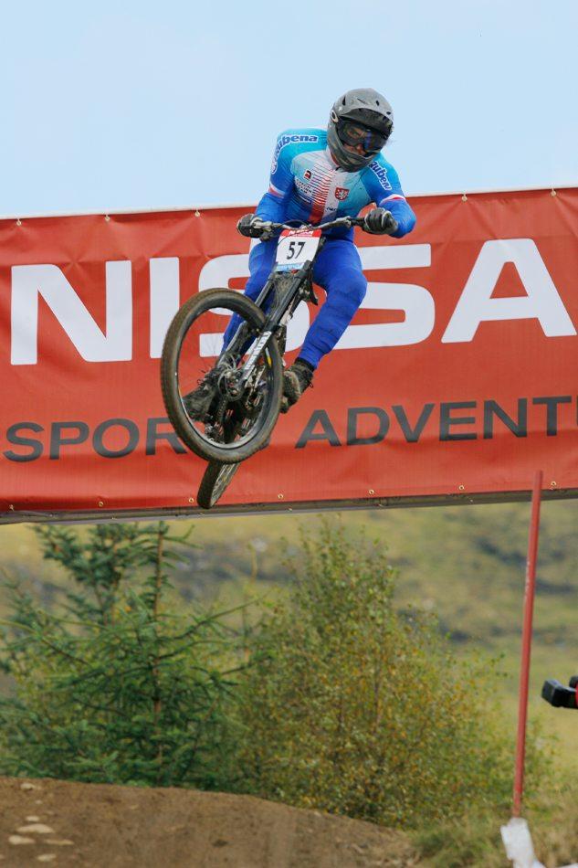 MS 2007 Downhill / Fort William Skotsko - Mat�j Charv�t