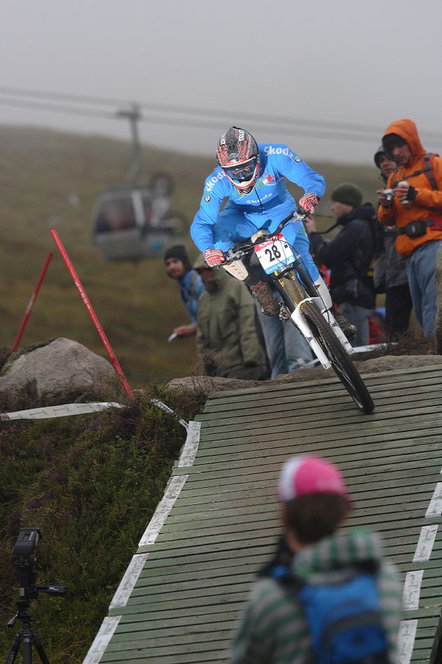 MS 2007 Downhill / Fort William Skotsko - Rika Olivier