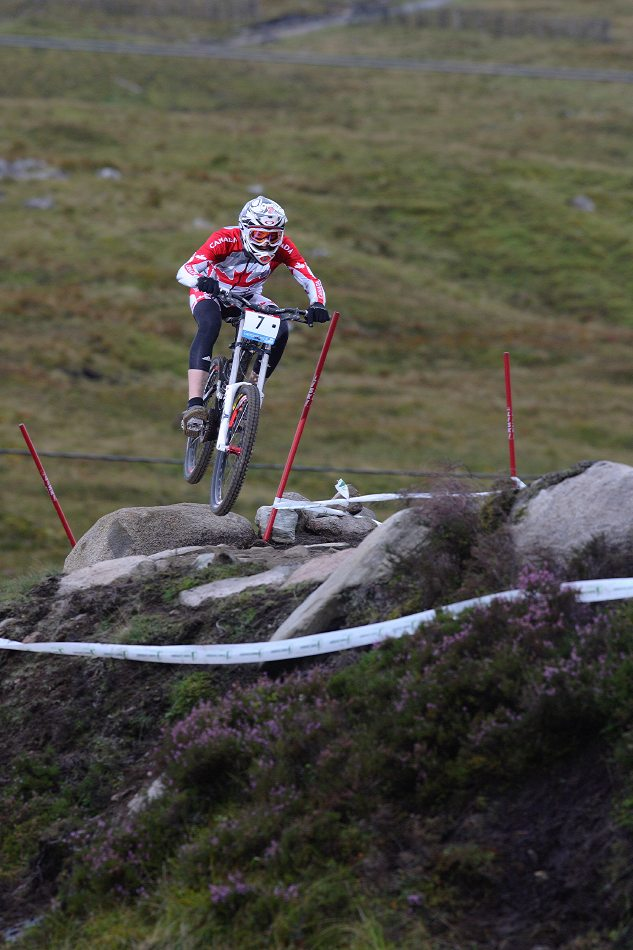 MS 2007 Downhill / Fort William Skotsko