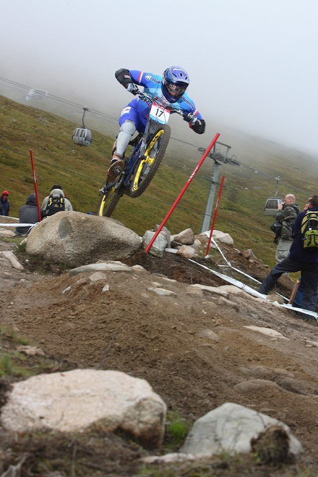 MS 2007 Downhill / Fort William Skotsko - Adam V�gner