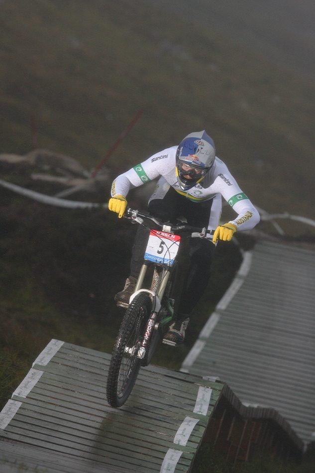 MS 2007 Downhill / Fort William Skotsko - Nathan Rennie
