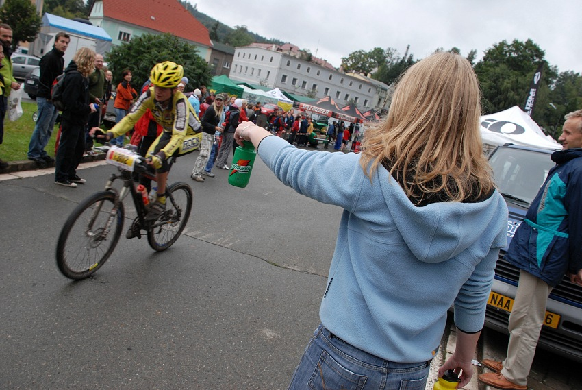Sudety 2007 - 36.km Teplice nad Metuj�
