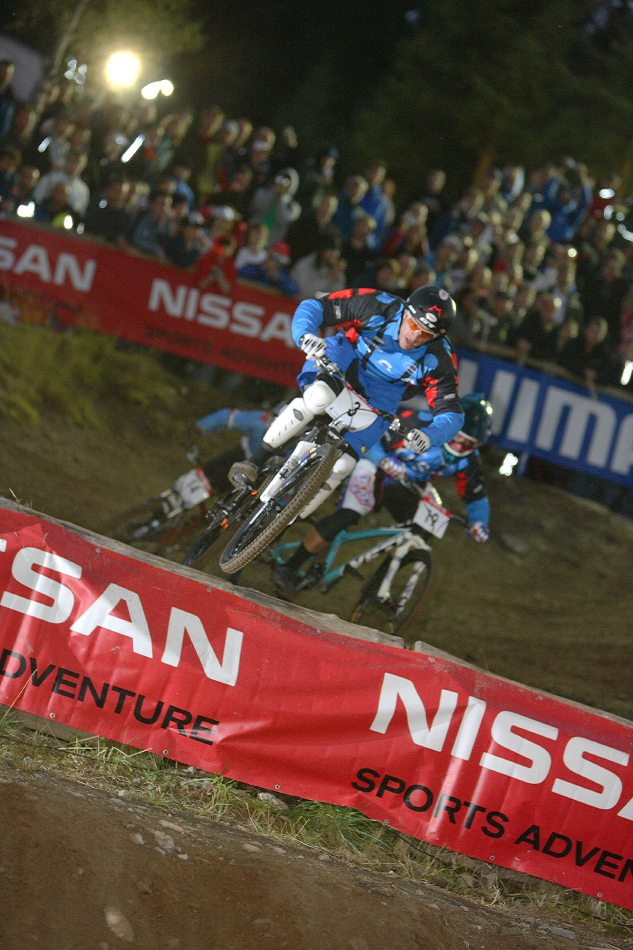 MS 2007 4X - Fort William Brian Lopes