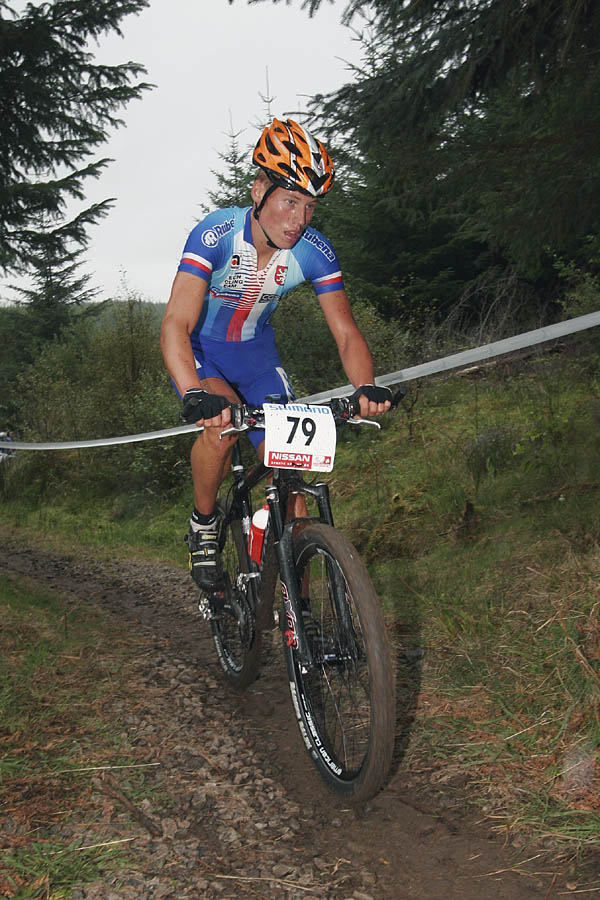 MS MTB Fort William 9.9. 2007 - Filip Eberl