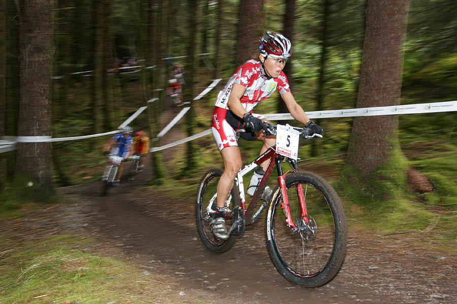 MS MTB Fort William 8.9. 2007 - Marie Helene Premont