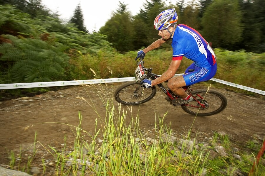 MS MTB Fort William - 6.9. 2007 - Peter Sagan