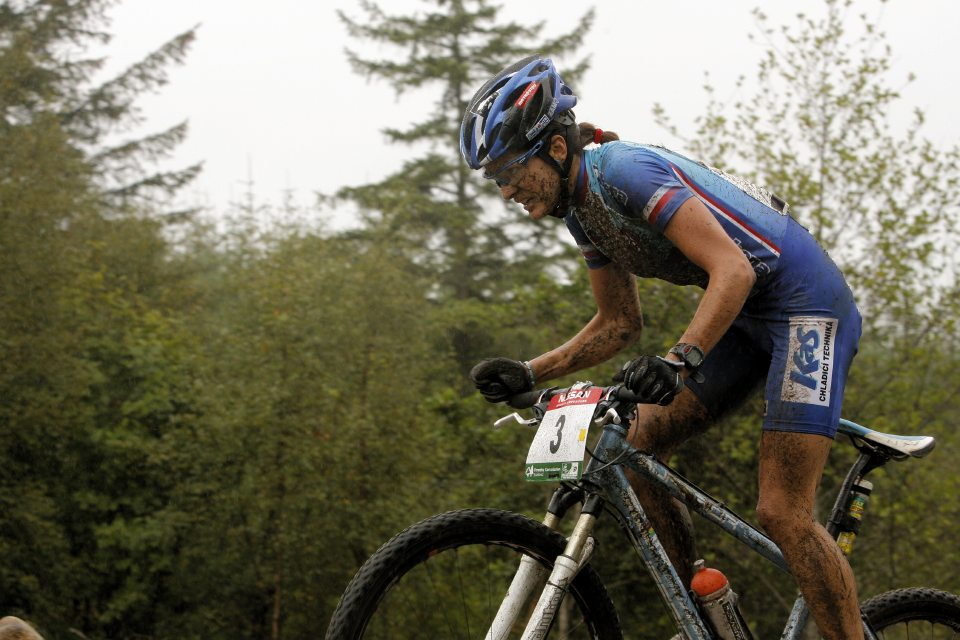 MS MTB 2007 - Fort William - Tereza Hu��kov�