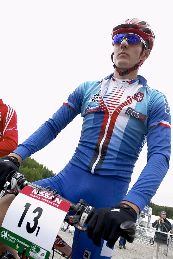 MS MTB 2007 - štafety, Jaroslav Kulhavý