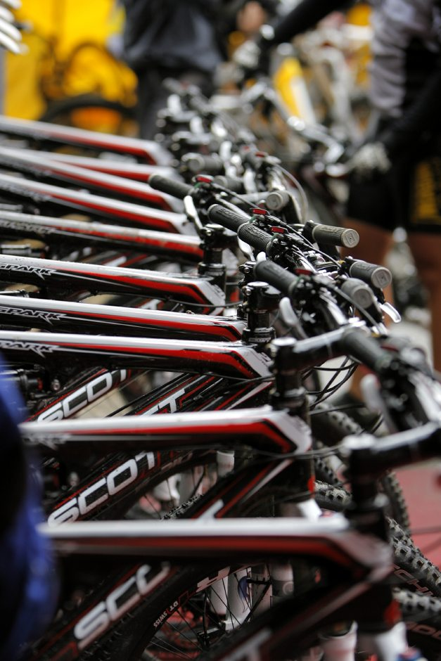Eurobike 2007 Demoday