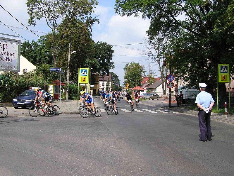 Krakowský marathon, 26.8. 2007, foto: Bob Damek