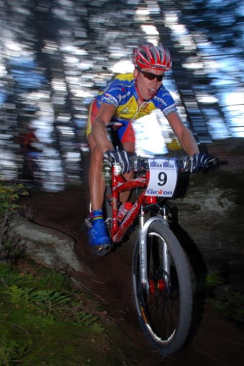ČP XC no.5 2007 - Jablonec - Tomáš Vokrouhlík